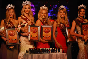 Miss 7 Continents belli oldu